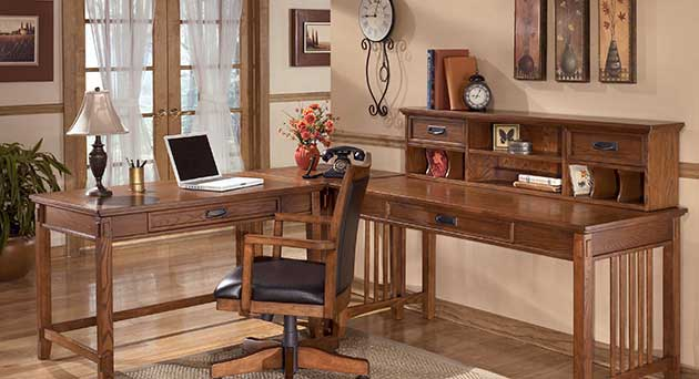 Sturdy And Affordable Computer Desks Home Office Furniture In Atlantic City NJ